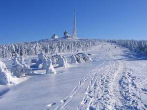 Brocken im Winter