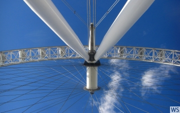 London Eye Riesenrad