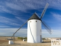 Windmühle in La Mancha
