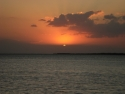 Sonnenuntergang in Key Largo / Florida Keys
